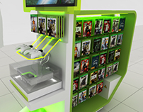 Proposal XBOX ONE S Exhibition