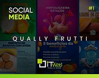 Social Media | Qually Frutti #1