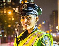 NYPD Portraits
