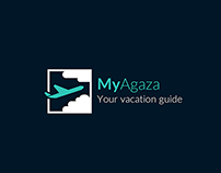 MyAgaza Booking web app