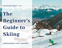 The Beginner's Guide To Skiing (Video)
