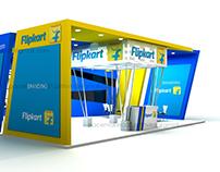 Flipkart Stall