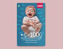 De 0 a 1000: os dias decisivos do bebê