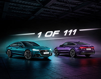 Audi A7 Limited edition