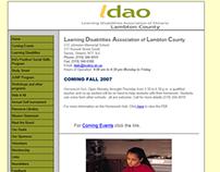LDAO Web Site