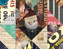Collage Artwork 229-234