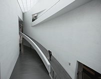 Inside the museums