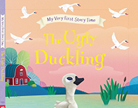 The Ugly Duckling - Pat a Cake - Hachette UK