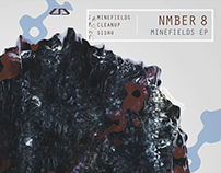 NMBER 8 - MINEFIELDS EP [CNTRPNT R.:#002]