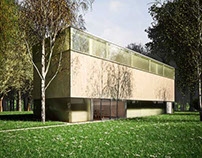 Goetz Art Gallery, Archvis by Marchitect.es