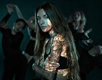 Sasha Tattoing