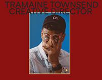 Tramaine Townsend Creative Director Portfolio