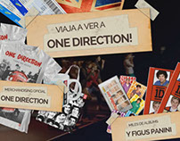 One Direction Sticker Game Promo Video