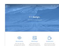 Resume | Landing Page