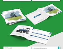 OIS Agricoles tractors