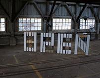 Open Signage - Pallets