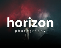 Fullscreen Horizontal Photography Portfolio for WP
