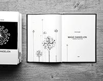 Book Imagination Magic Dandelions