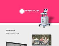 Hospitaria | Video institucional