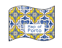 Infographics for Porto map