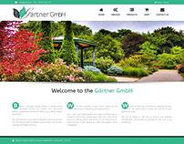 Projekt strony - Gartner.ie