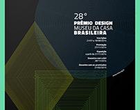 28º Museu da Casa Brasileira | Poster