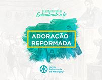 Poster - Igreja Reformada de Maragogi