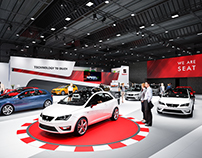 Seat @ Brussels Motor Show 2016