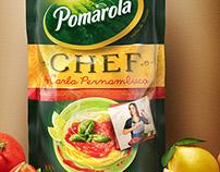 Pomarola . Pack Chef