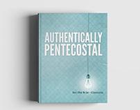 Authentically Pentecostal - Book Cover Design