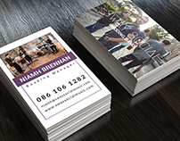 Sway Social Business Cards