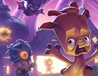 Zooba Halloween 2020