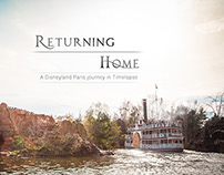 Returning Home - A Disneyland Paris timelapse