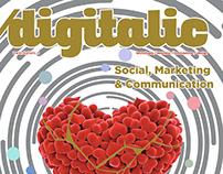 Cover Digitalic Magazine /05/2019 _n.84