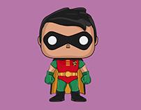 Robin Funko Pop