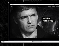 Igor Lifanov personal site
