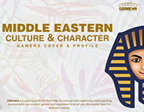 Middle Eastern ( culture&character)