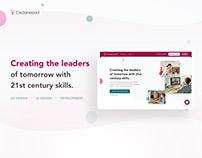 Cedarwood Website Design