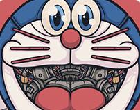 Doraemon Illustration Series