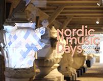 Nordic Music Days identity