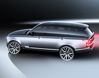 Exterior Design: Range Rover SVAutobiography