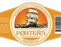 Cerveza Porteña Gye