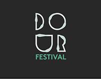 Dour Festival Rebranding