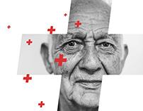 Find Your Care Logo, Print, UI Design