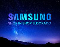 Samsung shop in shop Eldorado