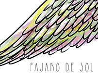 Audiobook editorial project: Pajaro de Sol