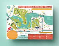 Park Complex Map