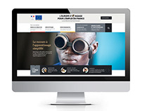 Fonds Social Européen - Website