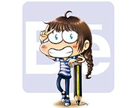 Self cartoon Avatar