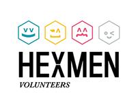 HEXMEN Volunteers